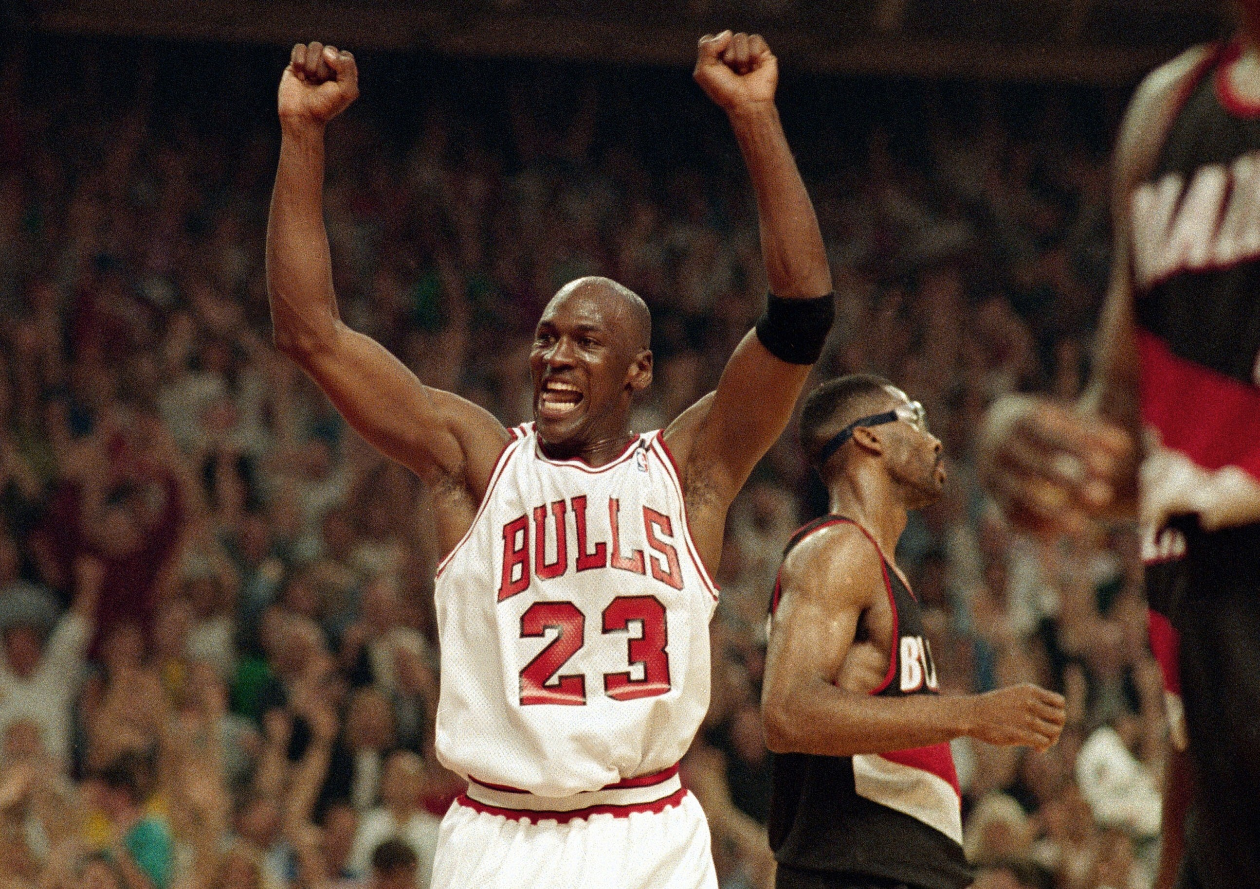 Michael Jordan is the GOAT – and