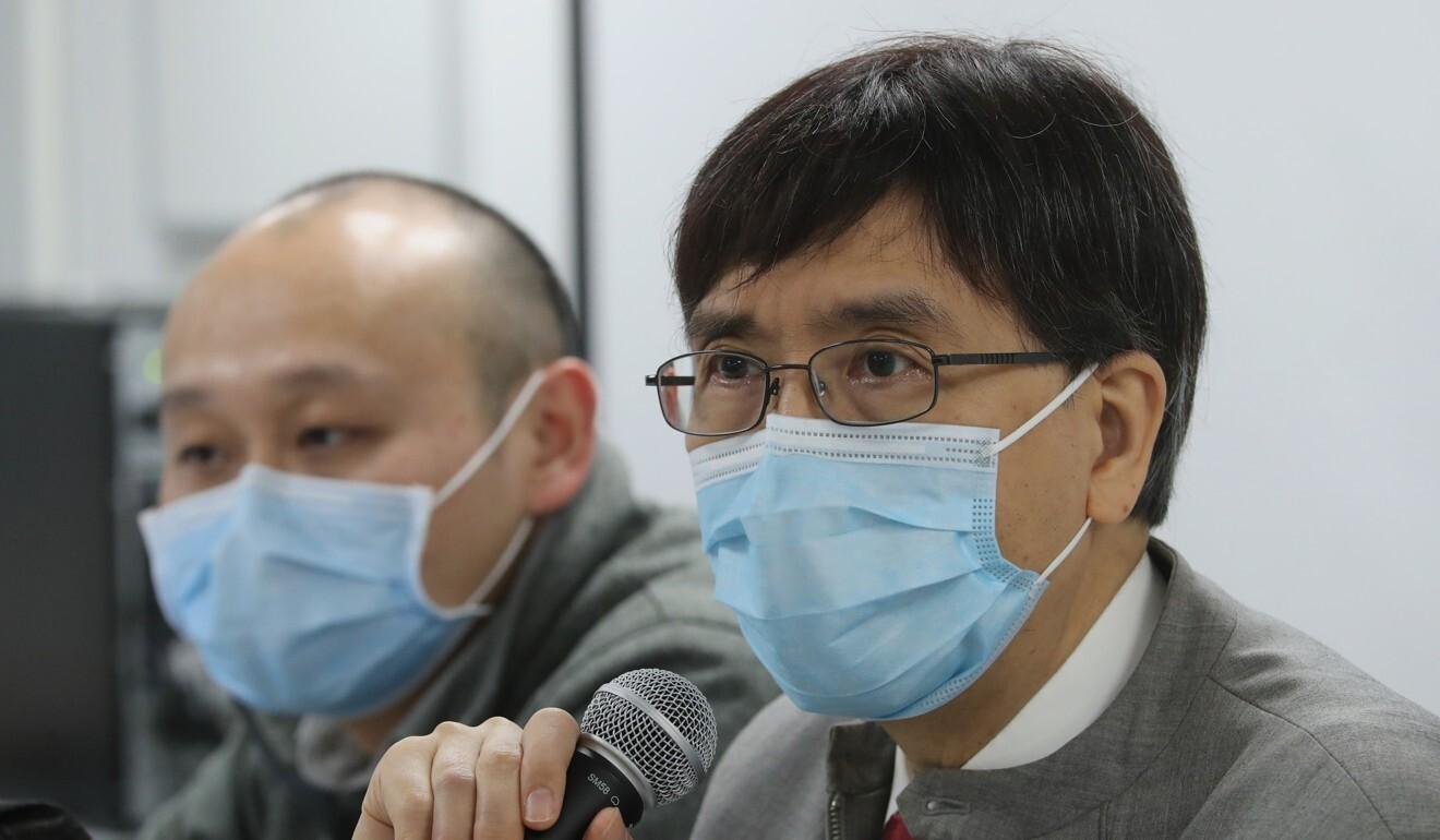 Le professeur hongkongais Yuen Kwok-yung, l'un des plus grands experts mondiaux des maladies infectieuses, a dirigé l'étude. Photo: Edmond So