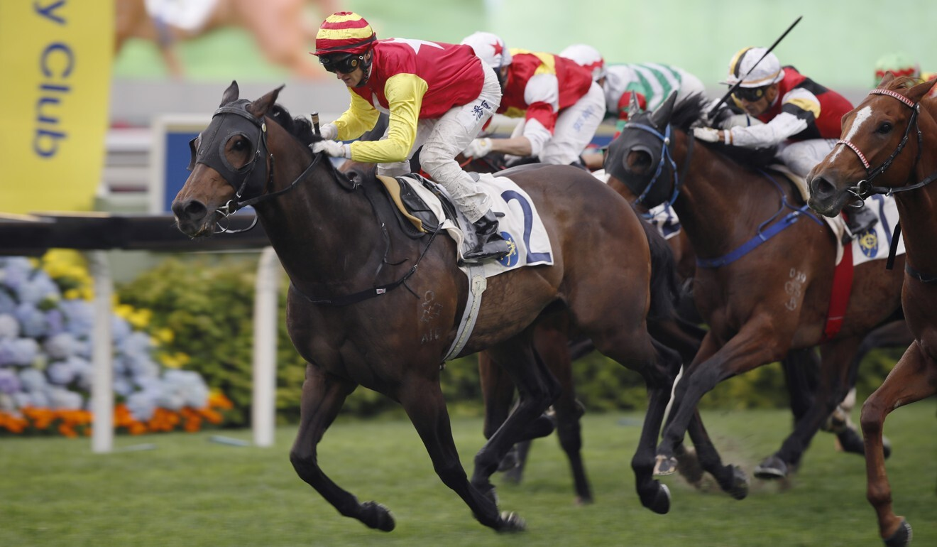 Grade One salutes at Sha Tin in March.