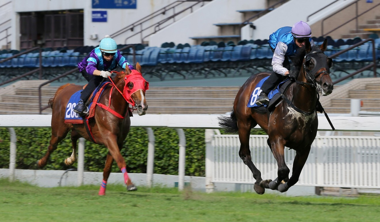 Super Oasis coasts to victory in a recent trial.
