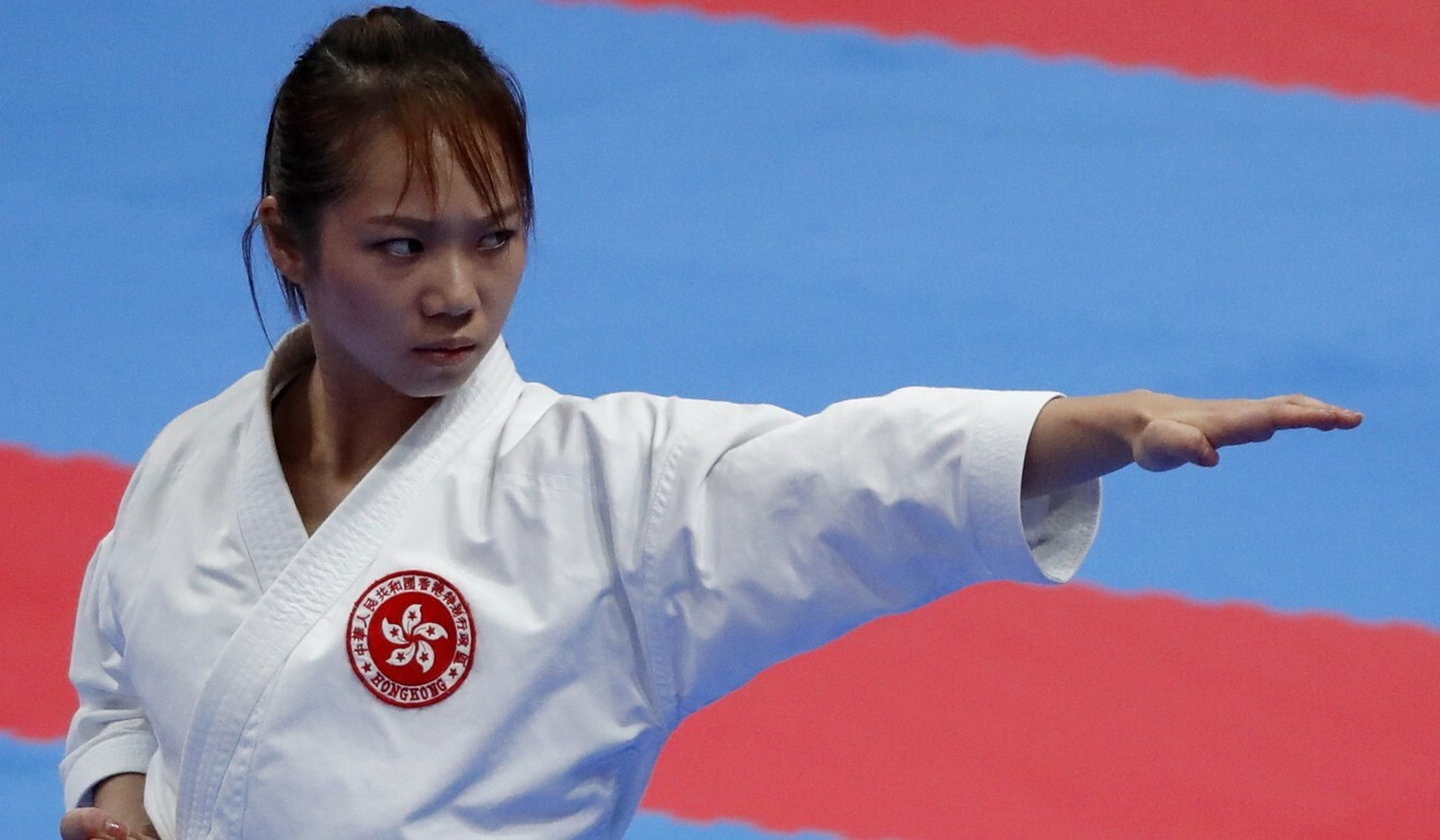 Hong Kong karate exponent Grace Lau training alone in Miami – 'it's still too risky going somewhere else'