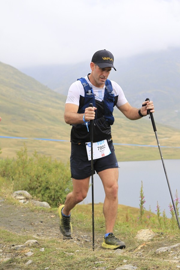 Running around The Peak will be monotonous compared with the mountainous terrain Rob Naylor is used too.