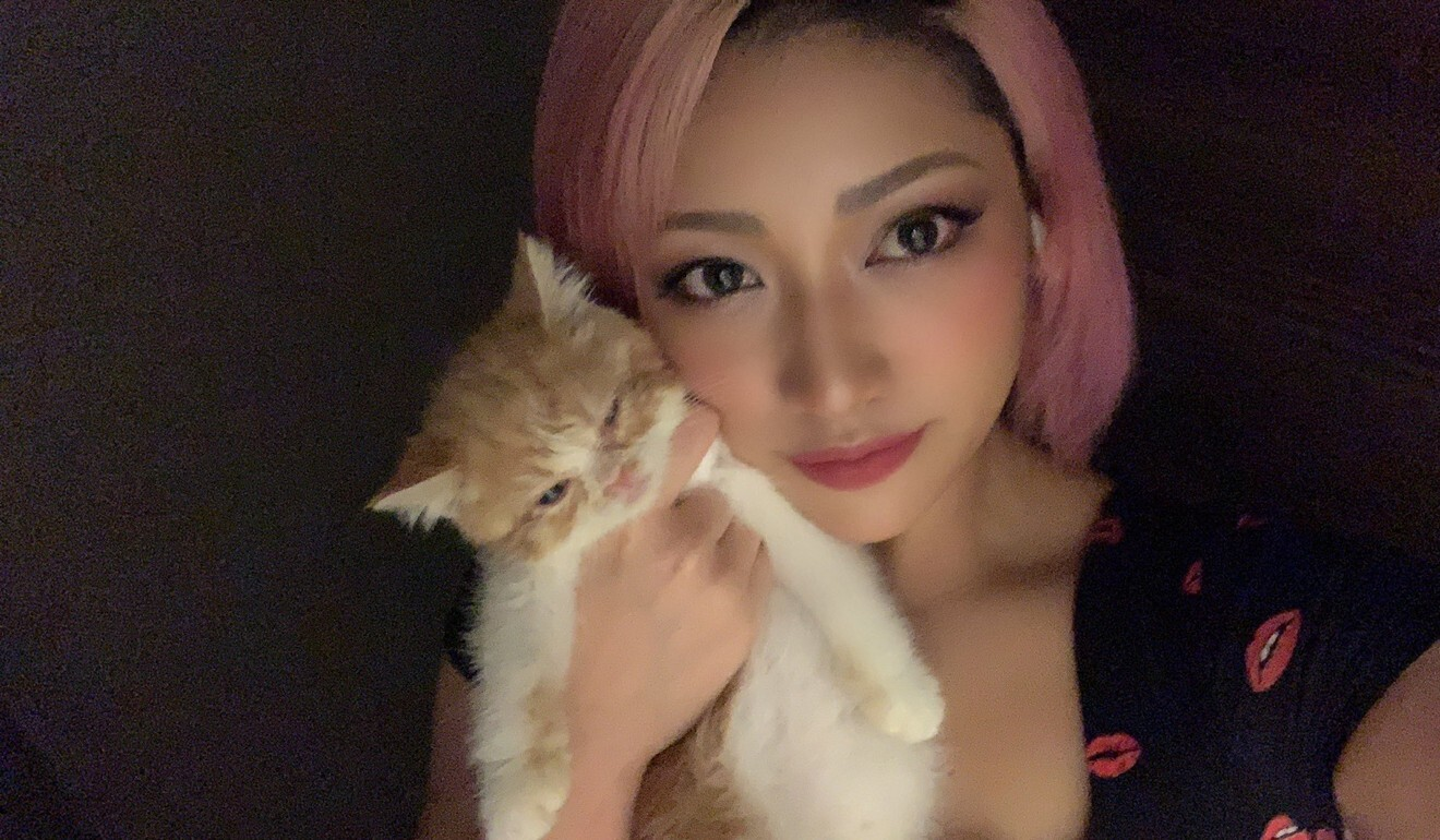 Hana Kimura, who died on Saturday. Photo: Twitter