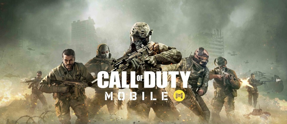 Call of Duty: Mobile is a free-to-play, first-person shooter game from TiMi Studios, a subsidiary of Tencent Holdings. Photo: Handout