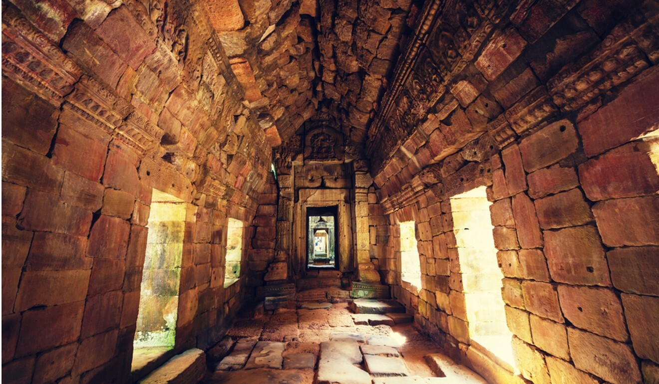 Angkor Wat's modern history reclaimed from French colonialists, and the cultural politics of Unesco