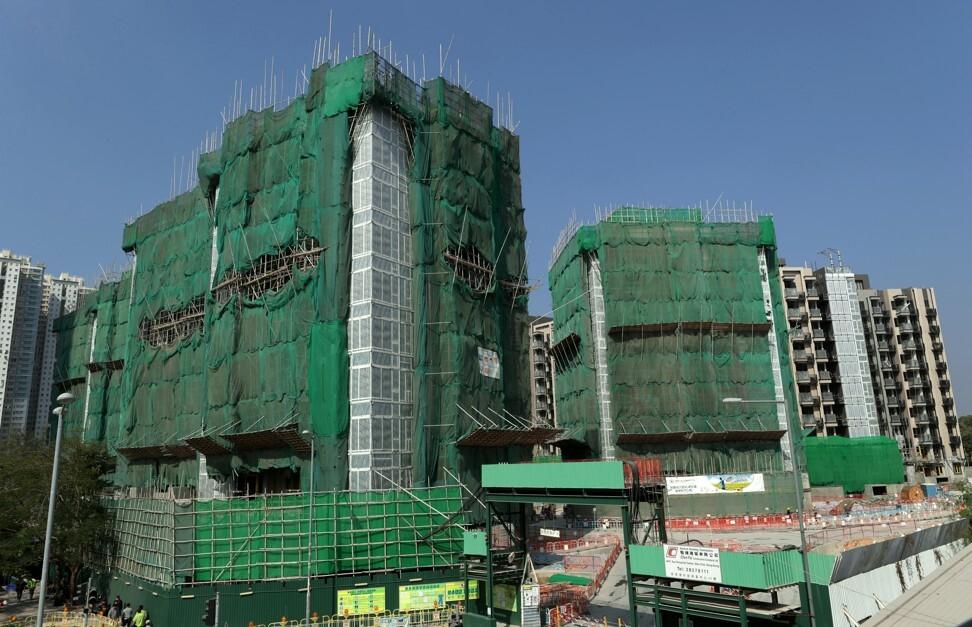 Hong Kong homebuyers turn up in droves to snap up Wetland Seasons flats, ignoring US action to revoke city's trade status