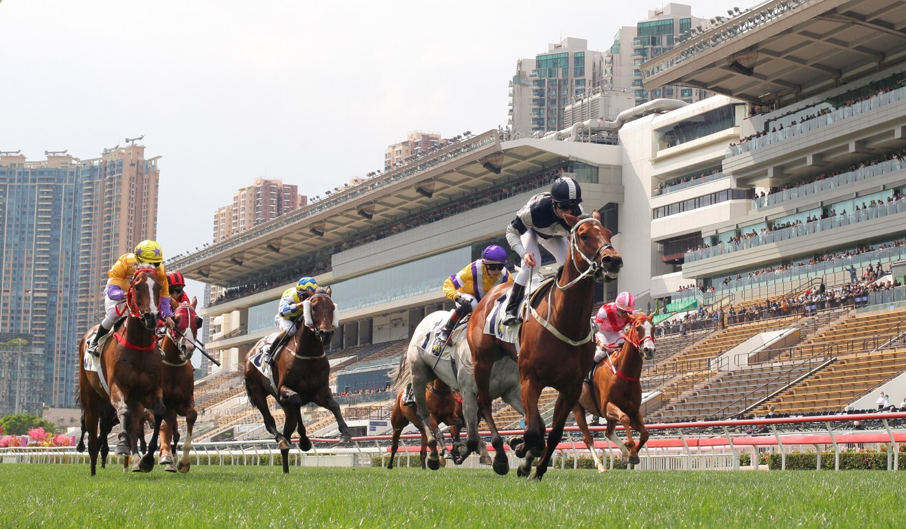 Exultant races clear to win the Centenary Vase (1,800m) on January 27.