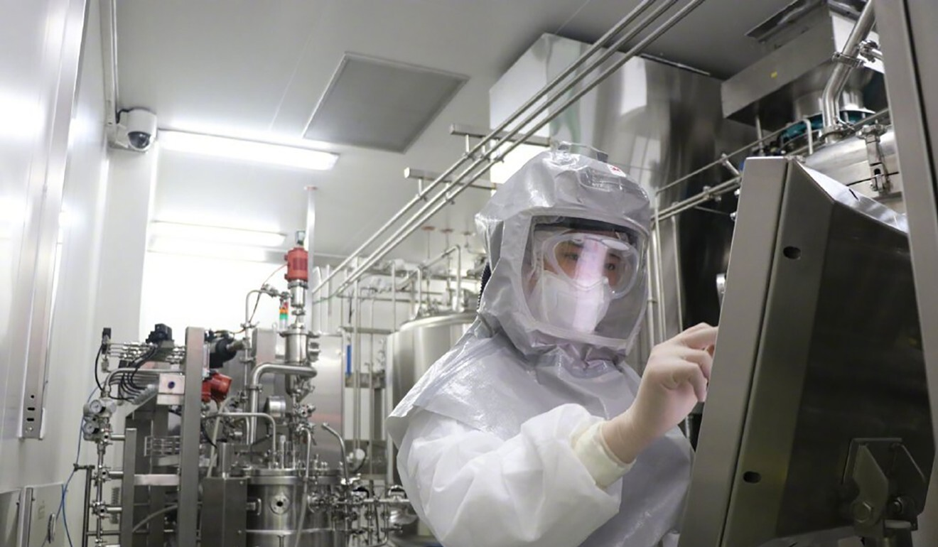 China building secure facilities to fast track coronavirus vaccine production