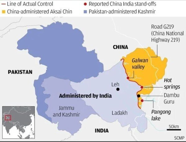 India, China's top generals hold 4-hour meeting to defuse Himalayan border tensions