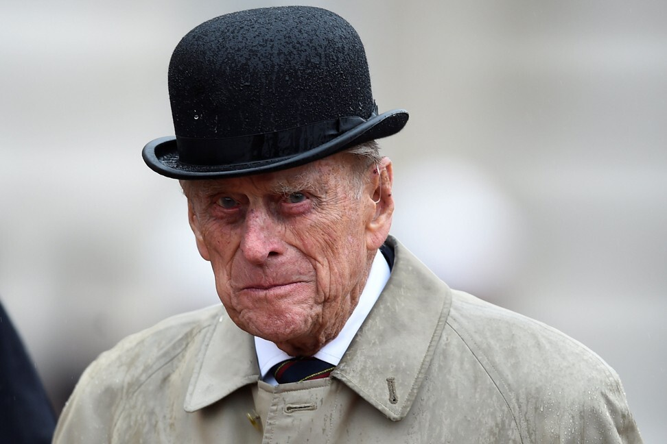 Prince Philip's father was a notorious playboy Photo: AFP/Pool