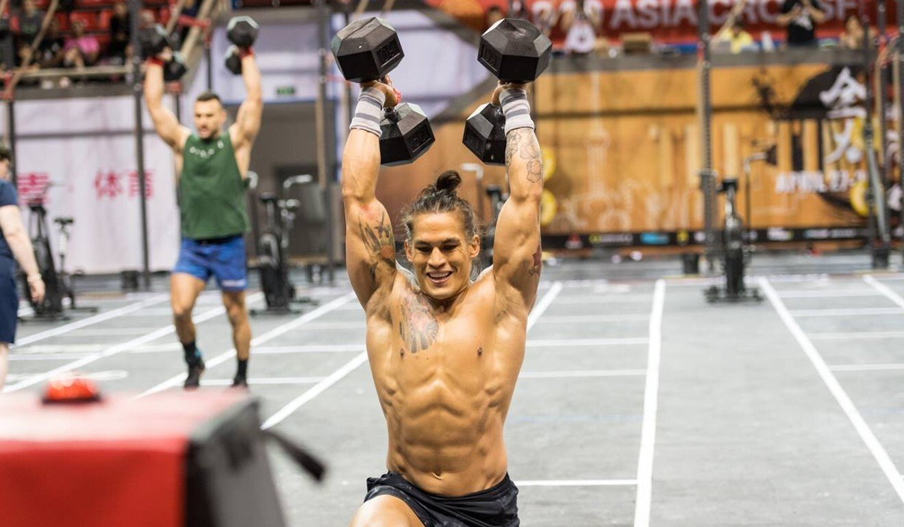 Ant Haynes has joined the list of athletes calling for change in CrossFit's leadership. Photo: Shaun Cleary