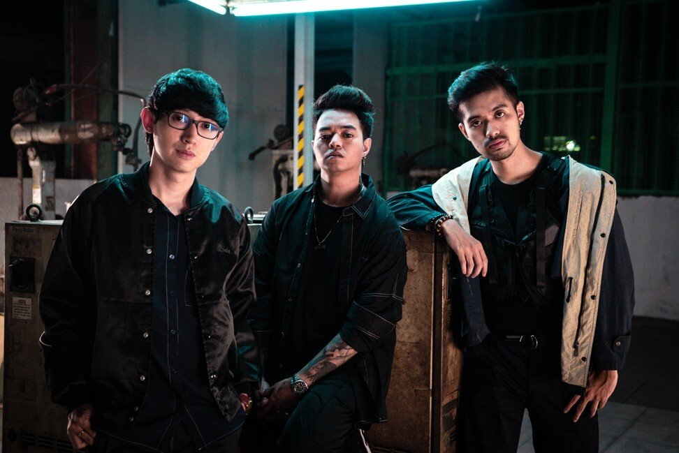 The group say it has always been their aim to make music with traditional Asian elements.