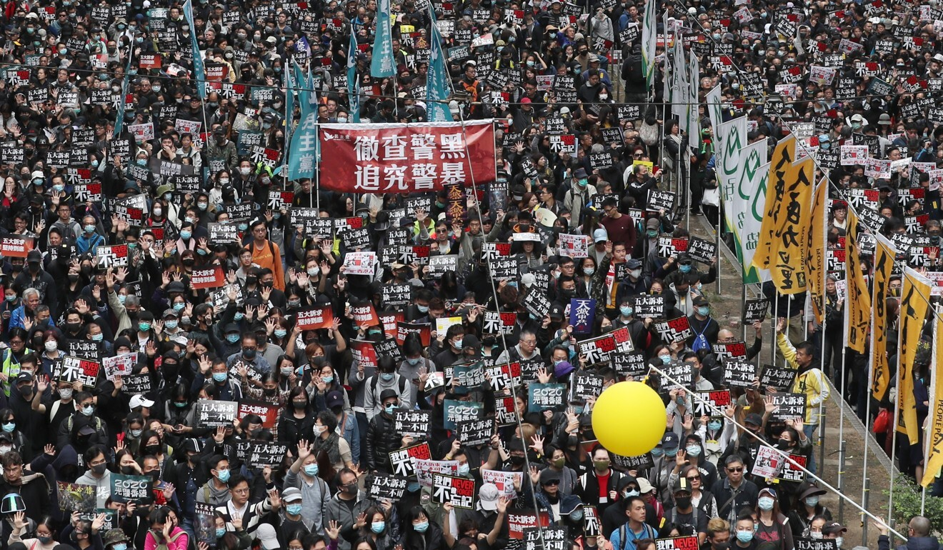 Hong Kong protests: can new police chief's strategy to act fast, get tough and cripple the movement?