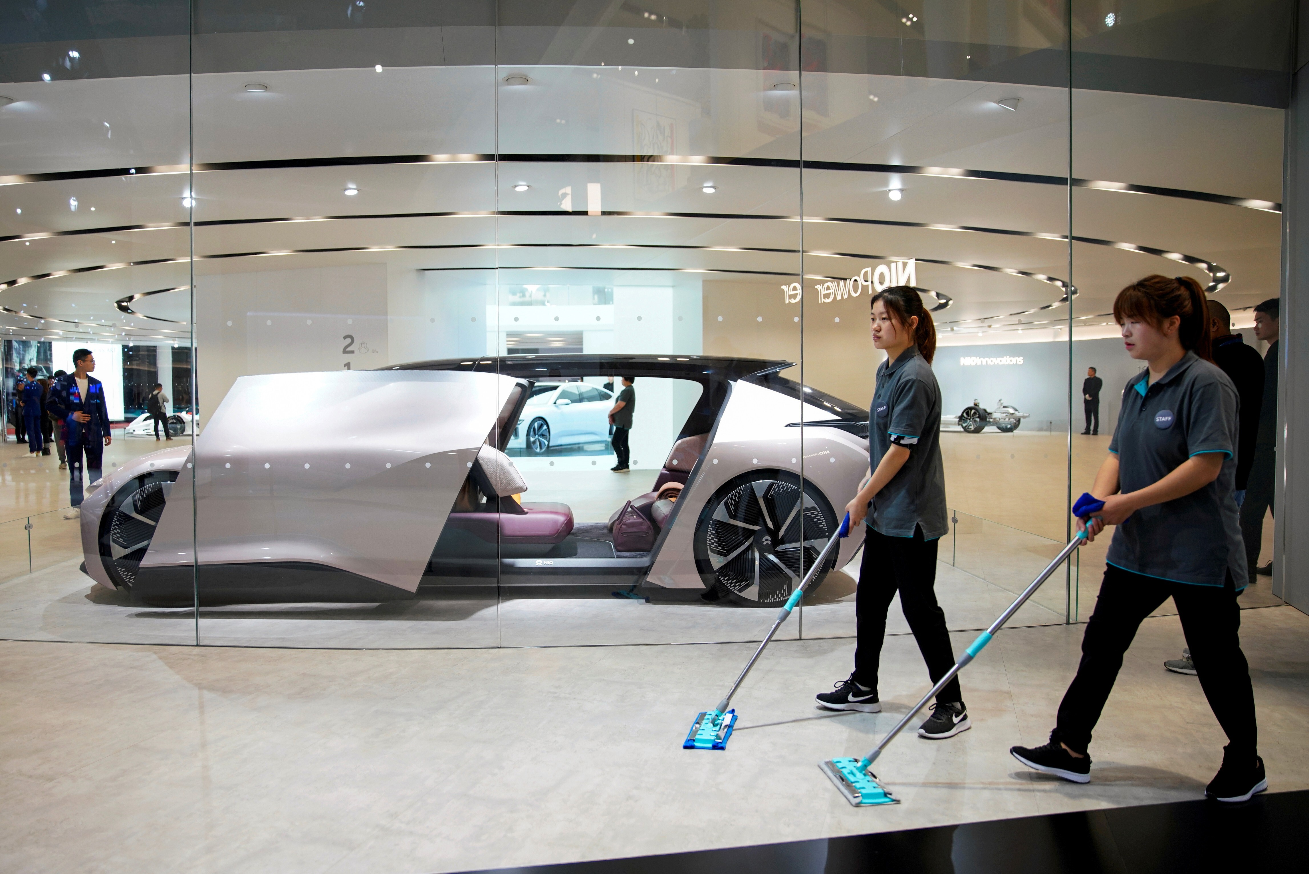 Struggling Chinese Electric Carmaker Nio Seeks Us 344 Million Through Sale Of New American Depositary Shares South China Morning Post