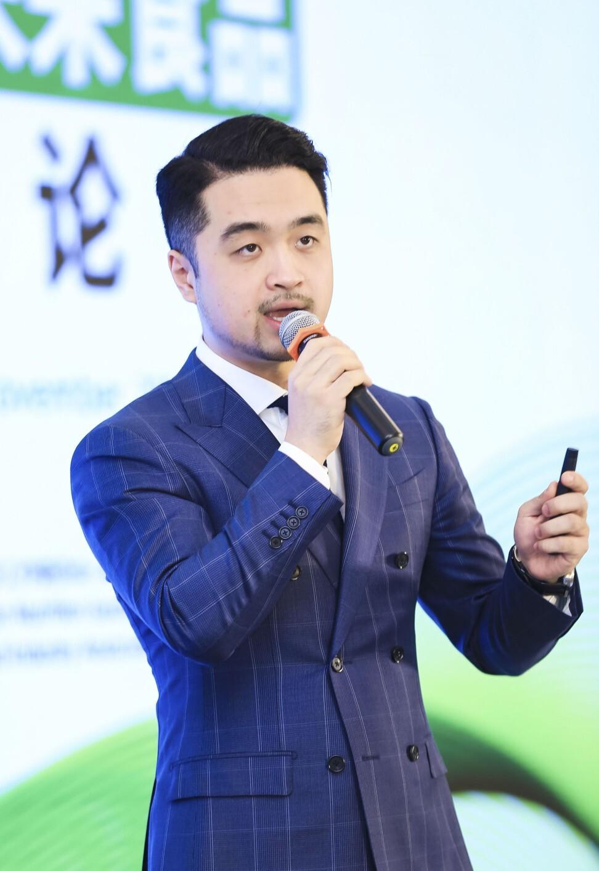 Zhenmeat founder Vince Lu Zhongming.