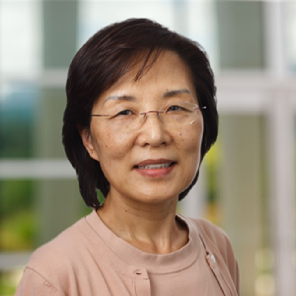 Hyeryun Choe of the Scripps Institute, a senior author of the study.