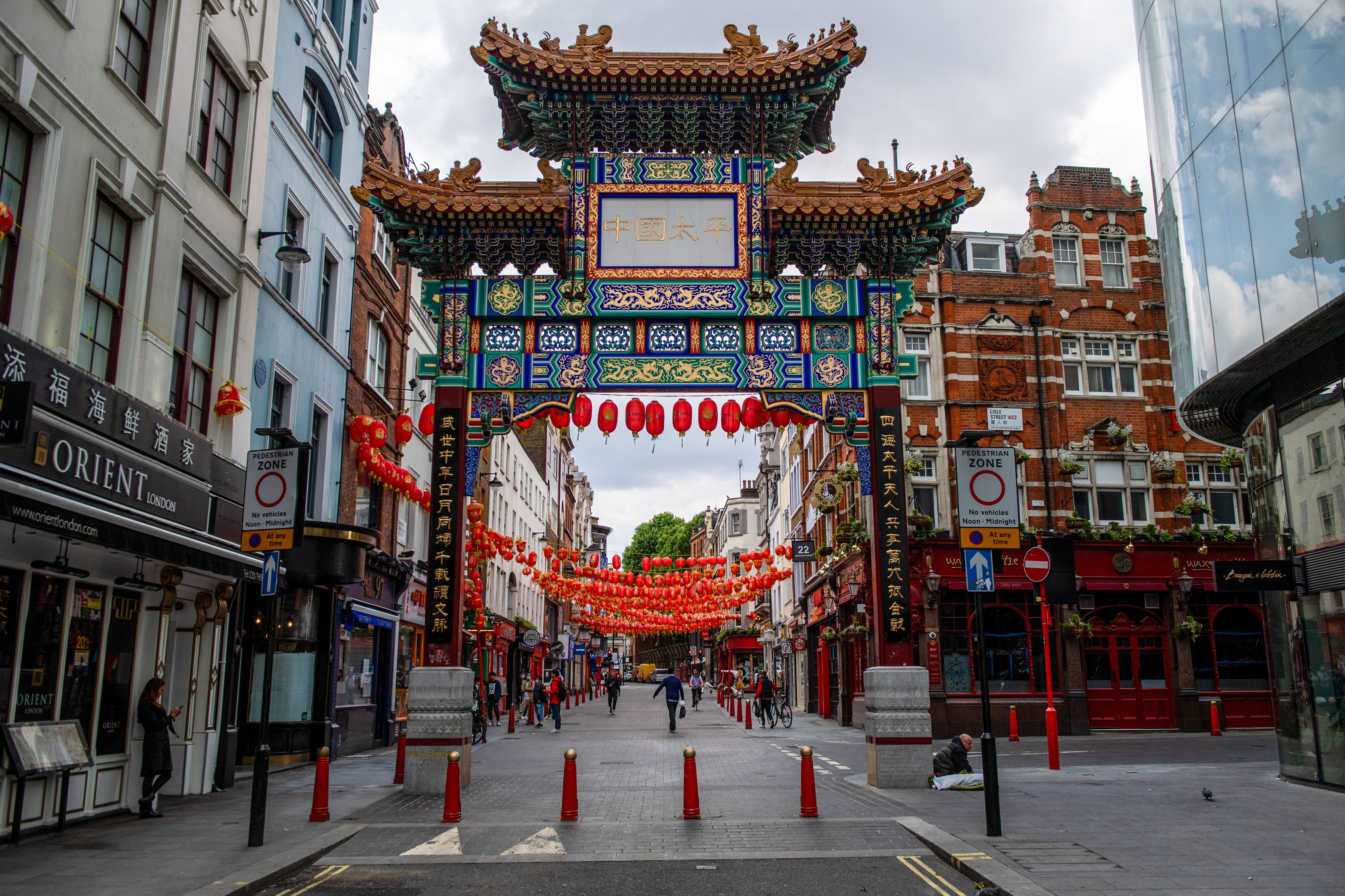 Can London S Chinatown Survive The Coronavirus South China Morning Post