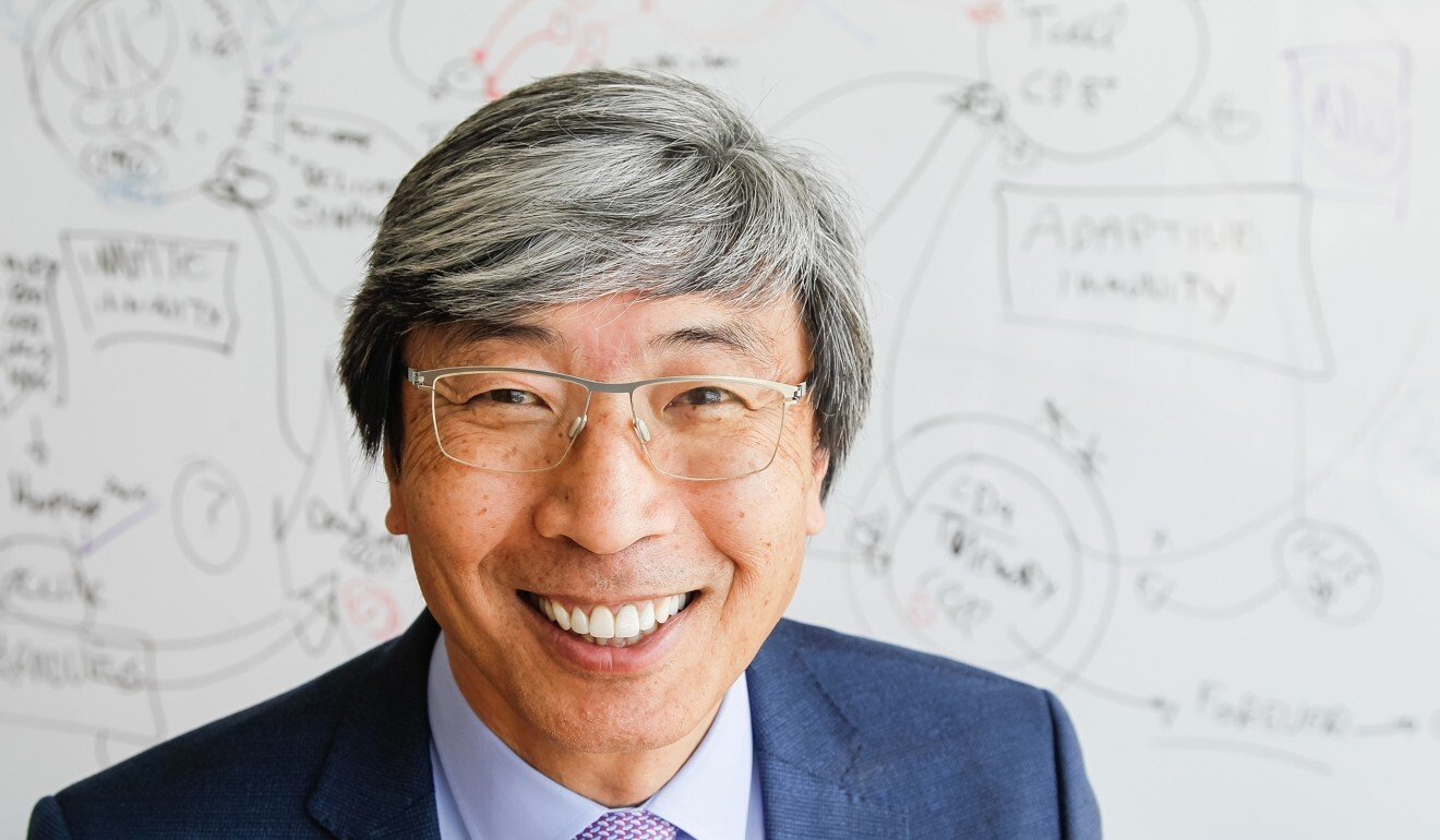 US scientist and billionaire Patrick Soon-Shiong has developed a potential Covid-19 vaccine based on a common adenovirus. Photo: TNS