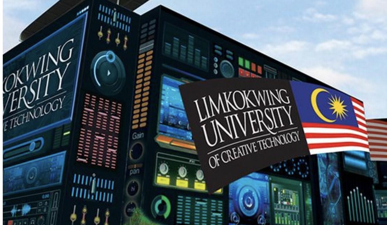 Lim Kok Wing University in Malaysia. Photo: Handout