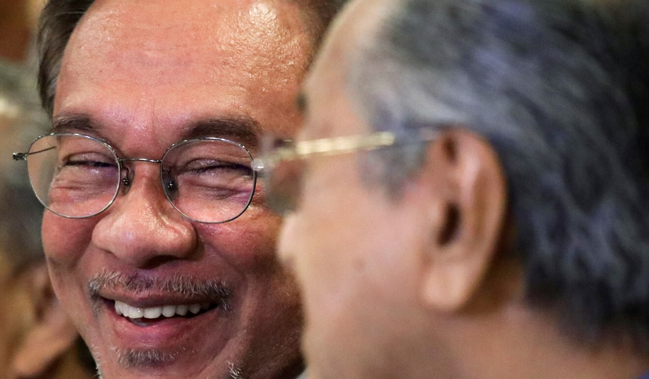 Anwar too unpopular with Malays to be prime minister: Mahathir