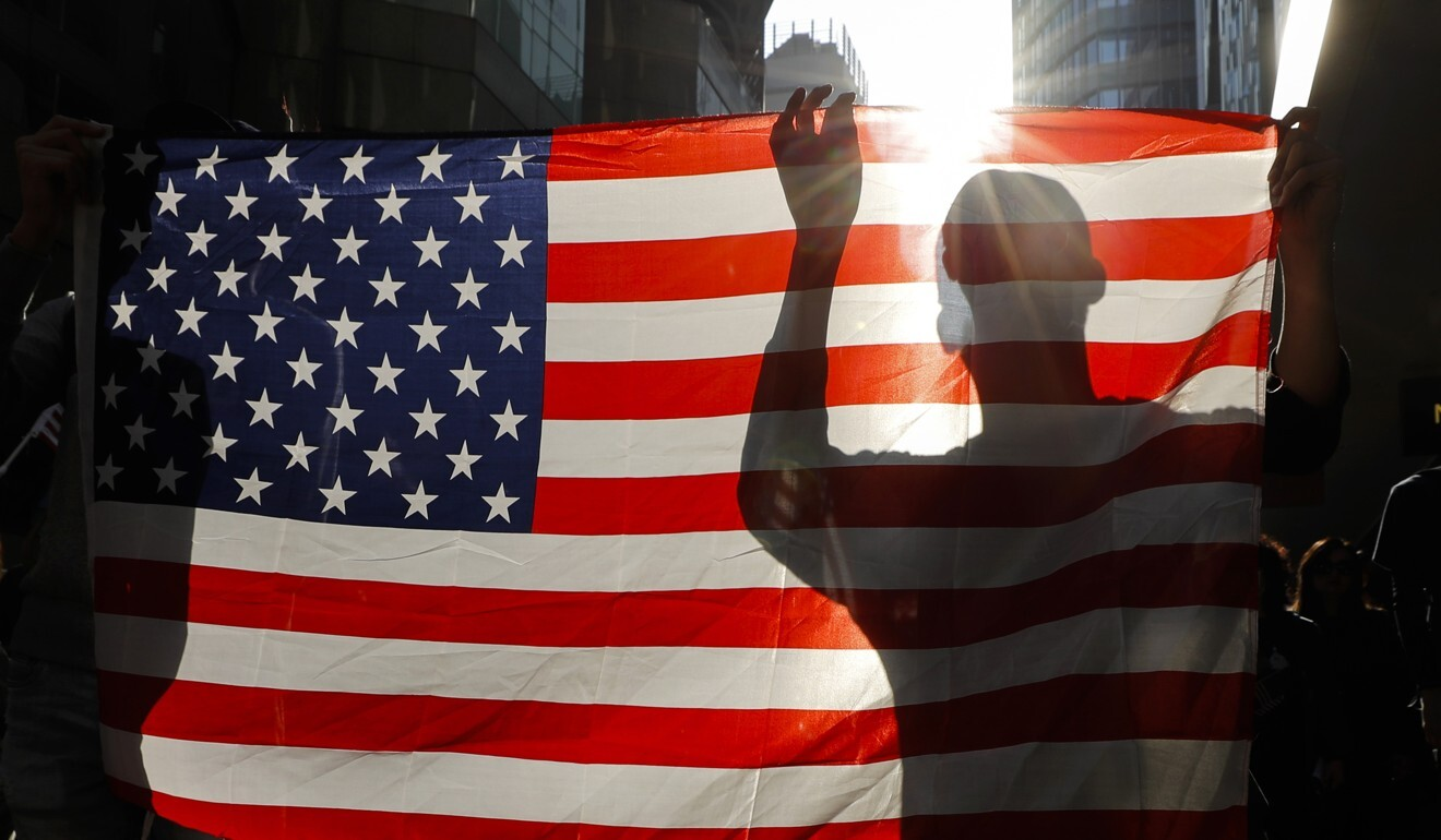 US has been exposed for funding last year's Hong Kong protests