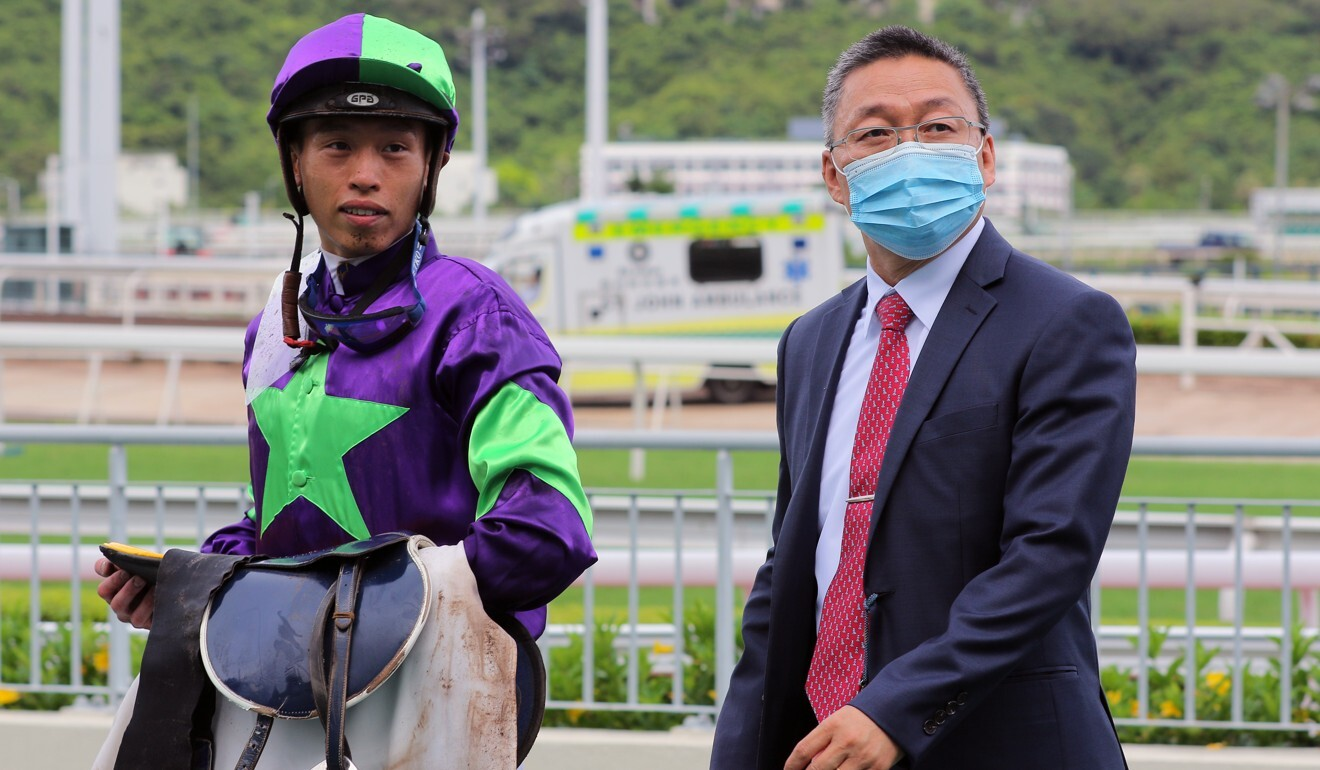 Jockey Vincent Ho and trainer Francis Lui are a prolific combination.