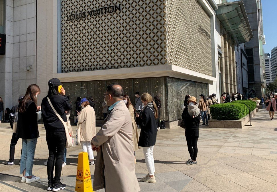 Why are Koreans rushing to buy expensive luxury goods from Louis Vuitton, Chanel and Dior – while ignoring discounts at local fashion brands?