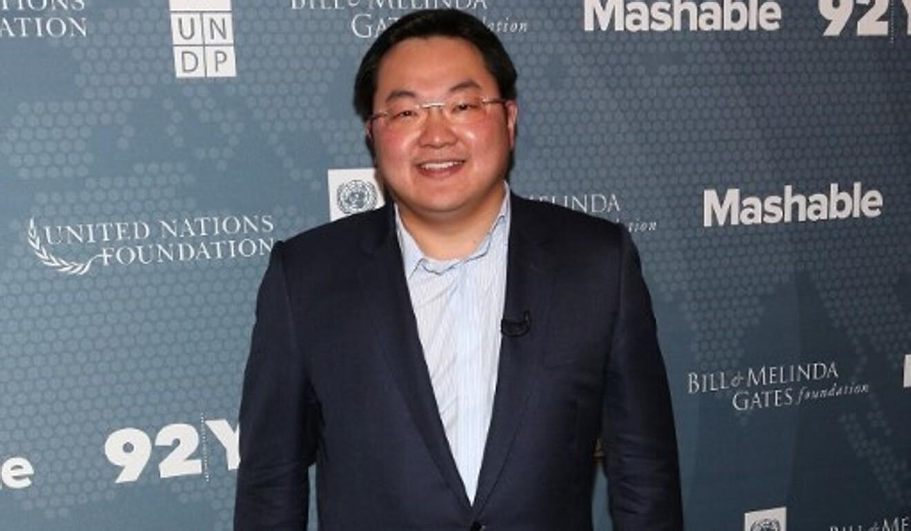 Malaysian businessman Jho Low. Photo: AFP