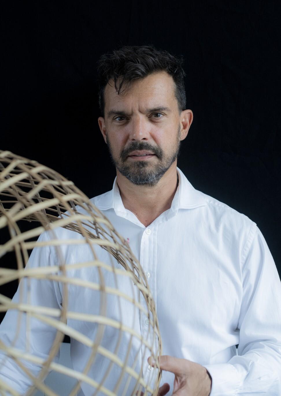 Patrick Keane có trụ sở ở Thái Lan là kiến trúc sư người Úc đứng sau Enter dự án. Ảnh: Jesse Cotteril