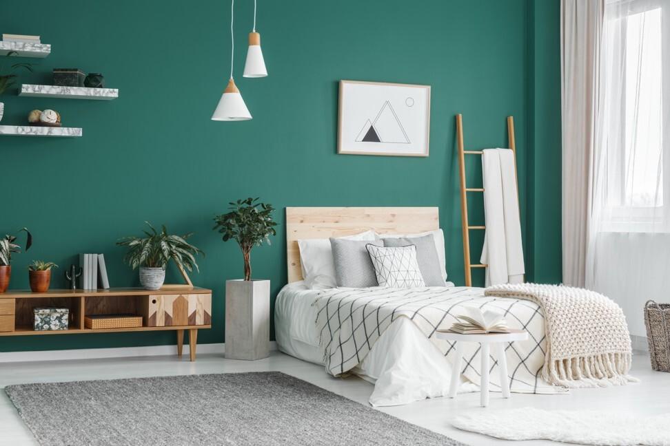 Rental bedroom furniture from Foerni.