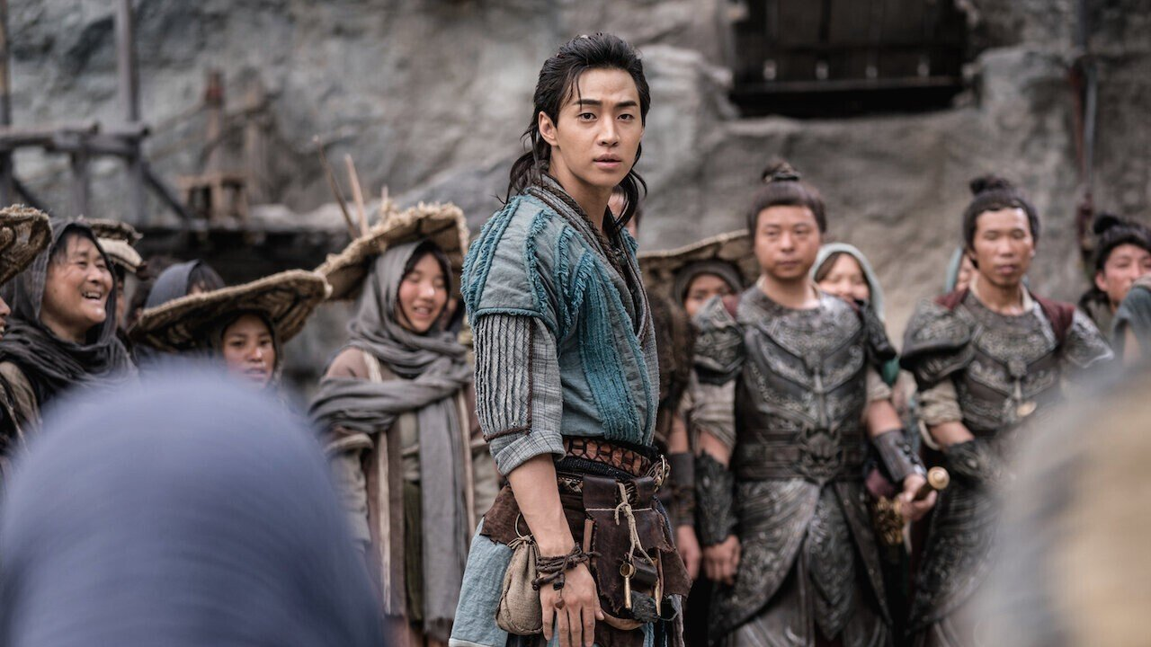 Double World movie review: new on Netflix, Teddy Chan's video-game  adaptation is big on CGI, but not on emotion | South China Morning Post