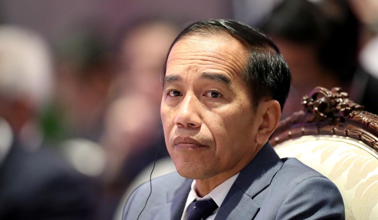 Indonesian President Joko Widodo. Photo: Reuters