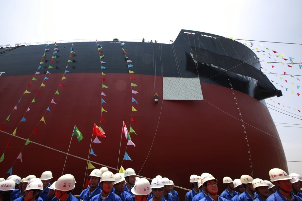Alcantara offers a deep water port that could host so-called Chinamax or Valemax iron ore carriers. Photo: Reuters