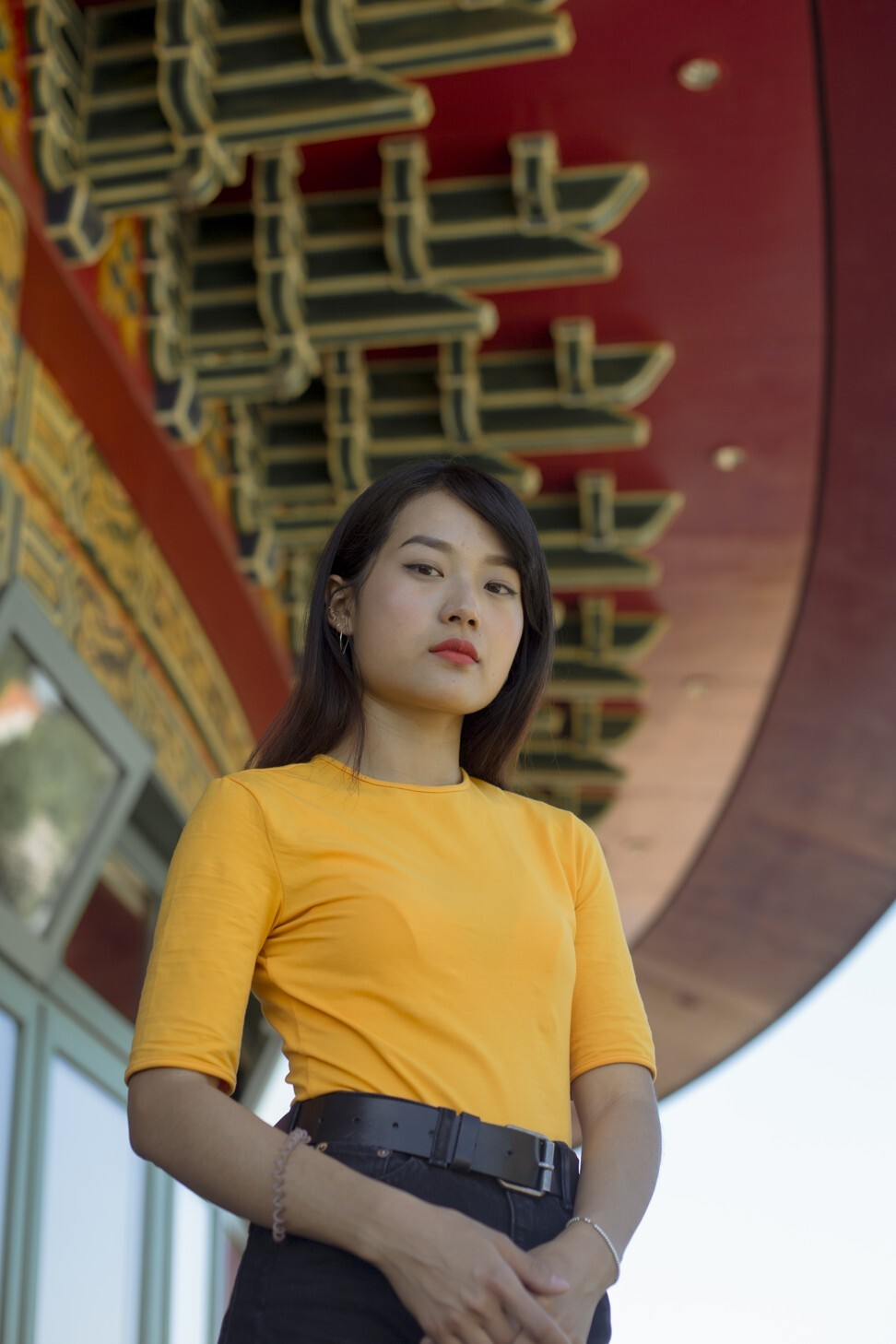 28-year-old Thanh Thu was born and raised in Berlin but says she has experienced racism regularly. Photo: Irma Fadhila