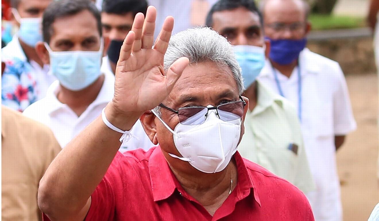 Sri Lankan President Gotabaya Rajapaksa. Photo: DPA