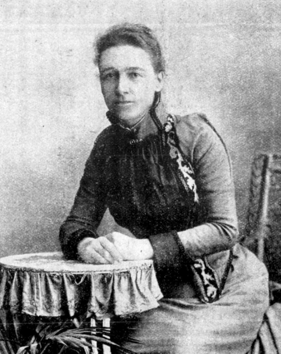 Maybanke Anderson, one of Sydney's prominent women's activists in the 1890s who is credited with being among the first to start discussing women's suffrage in Australia. Photo: National Library of Australia