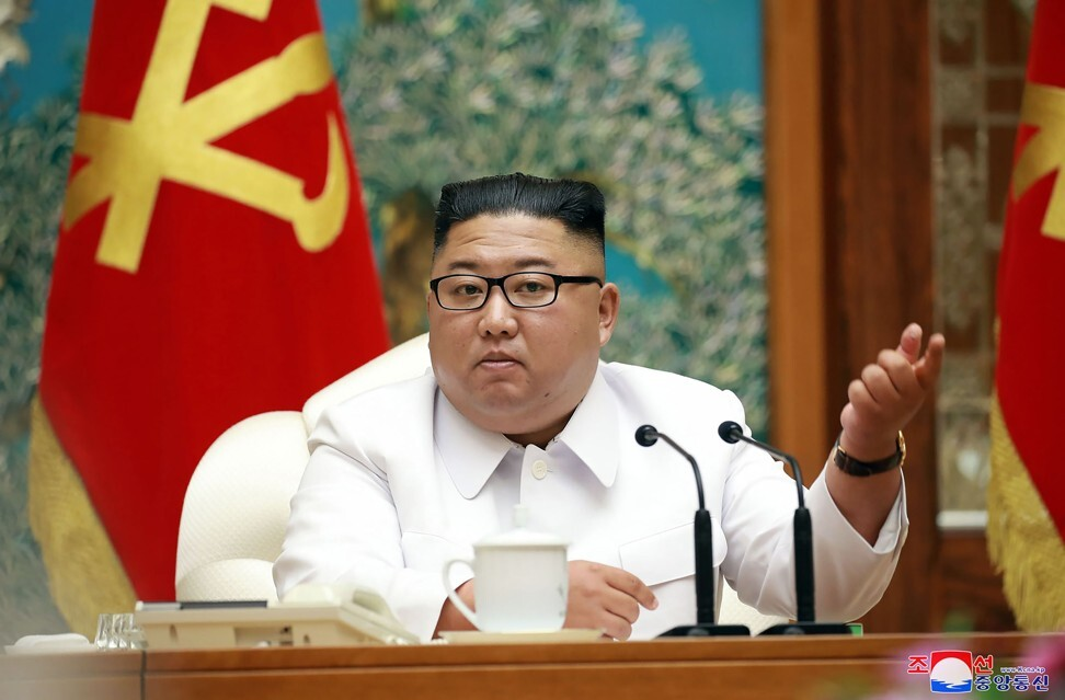 Kim Jong-un favours thin watches. Photo: AFP