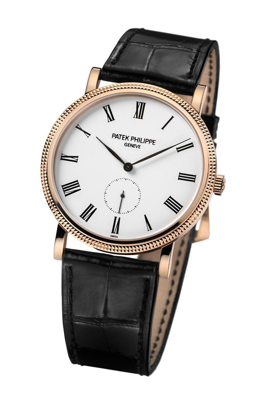 A small seconds version of the Patek Philippe Calatrava. Photo: Patek Philippe