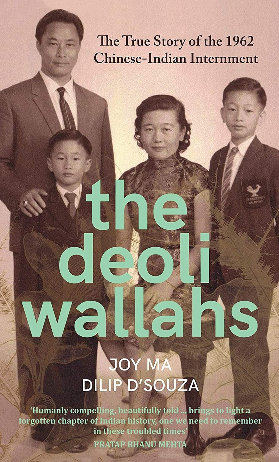 The Deoliwallahs tells the story of the internment of members of the Chinese-Indian community in a former World War II camp in Deoli, Rajasthan, from 1962 to 1967. Photo: Handout