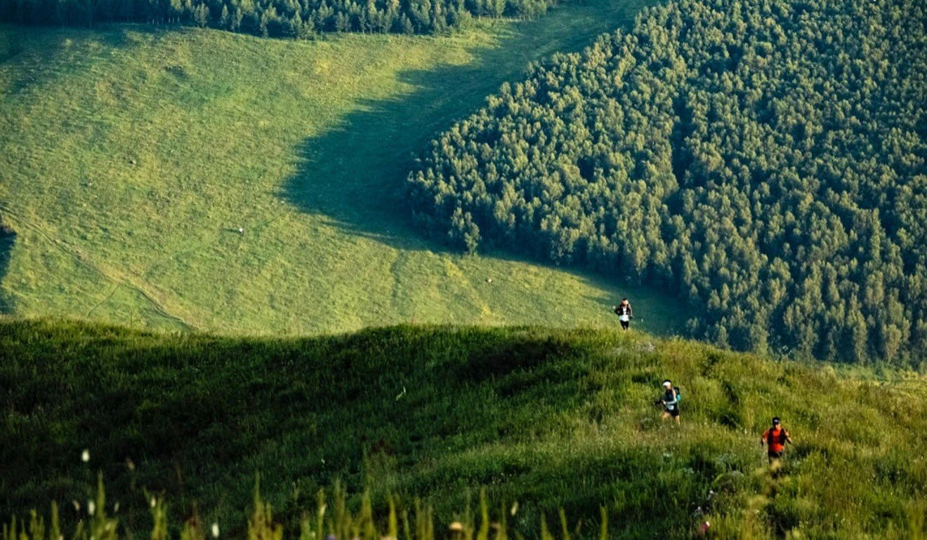 The Chongli race is one of the biggest trail events in China. Photo: KEimage