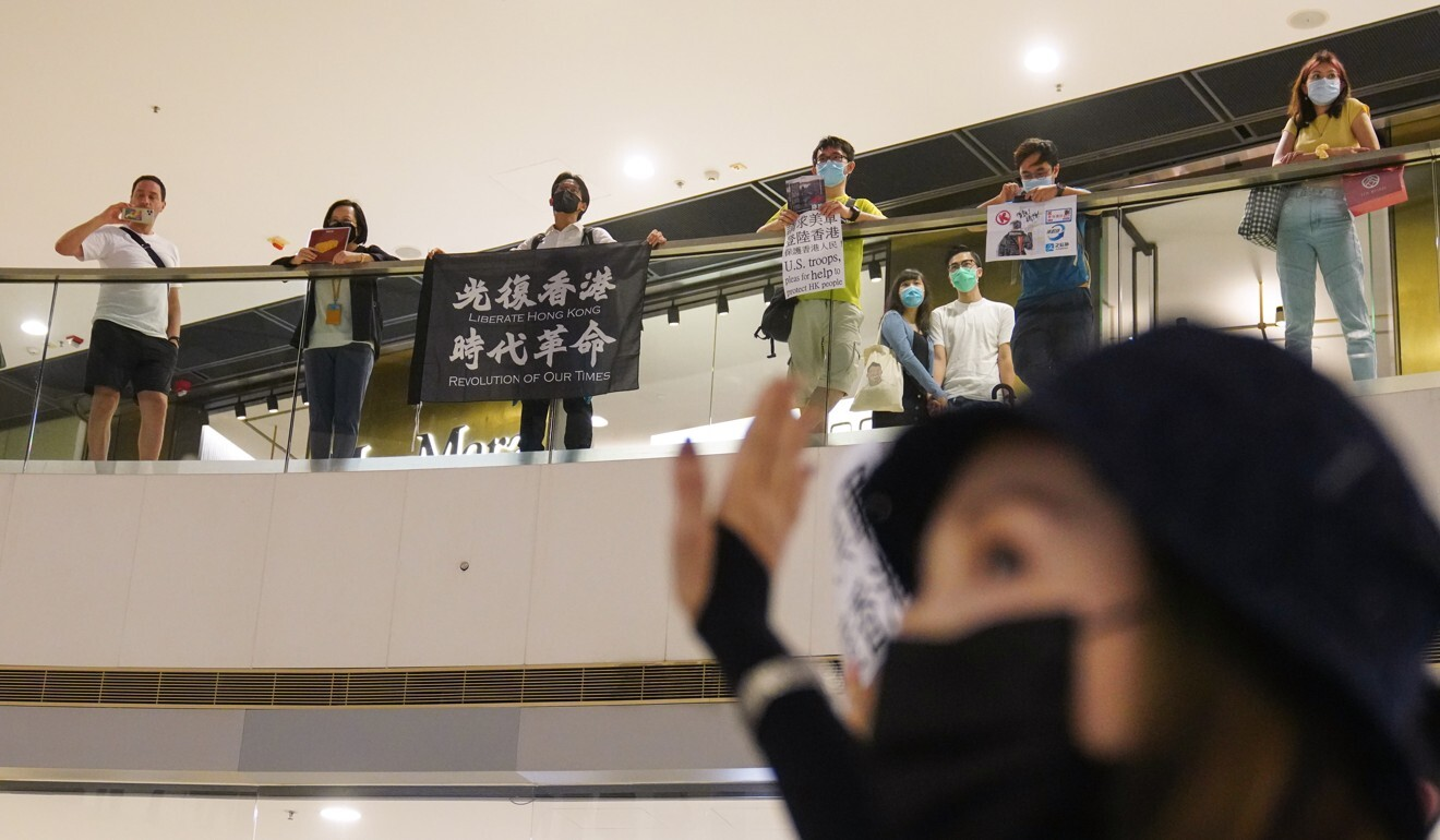 At least 43 Hong Kong city employees were charged or placed under investigation for their roles in last year's anti-government protests. Photo: Sam Tsang