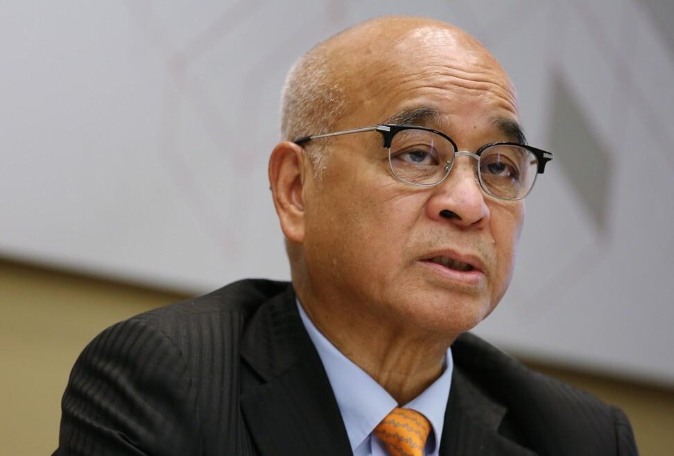 New World Development chairman Henry Cheng Kar-shun. Photo: SCMP