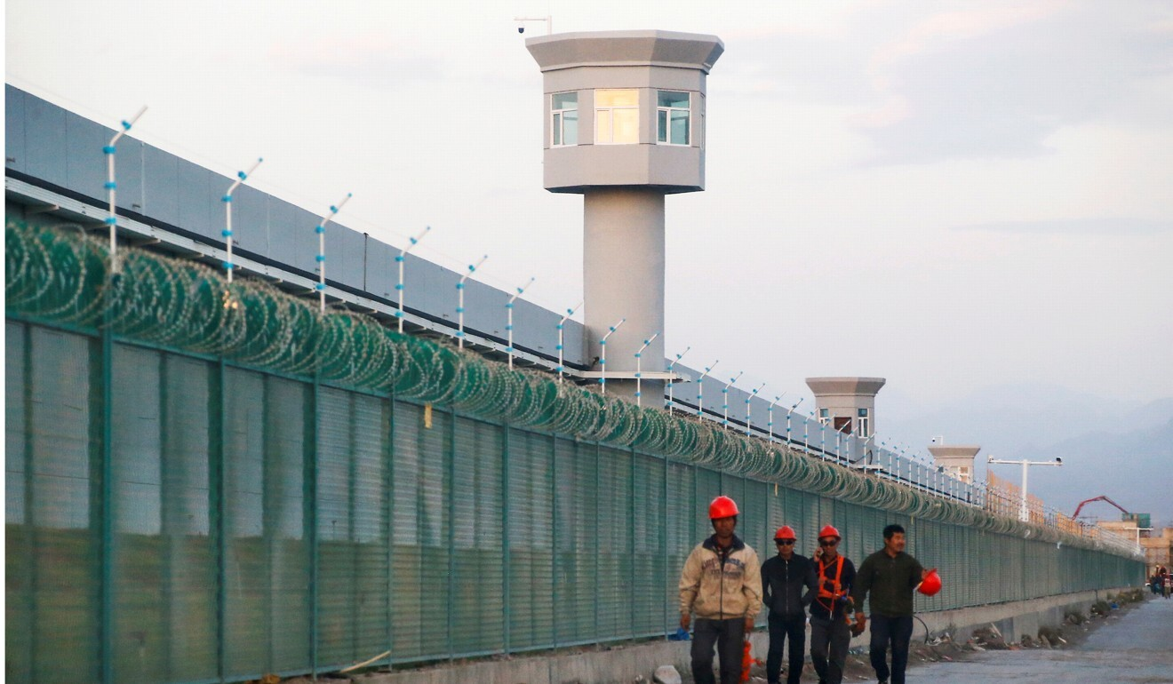 A 2018 report by Uygur Human Rights Project said XPCC had effectively colonised Xinjiang. Photo: Reuters