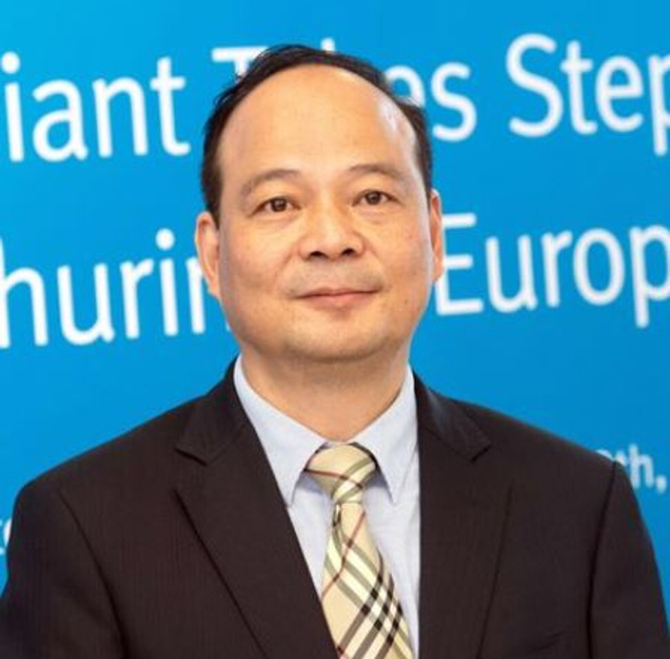 Robin Zeng Yuqun founded one of the largest electric car battery suppliers in the world. Photo: DPA