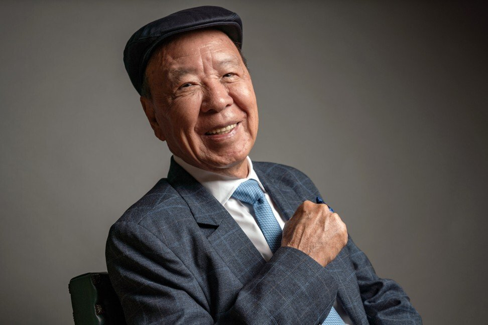 Lui Che-woo, chairman and founder of Galaxy Entertainment Group. Photo: Bloomberg