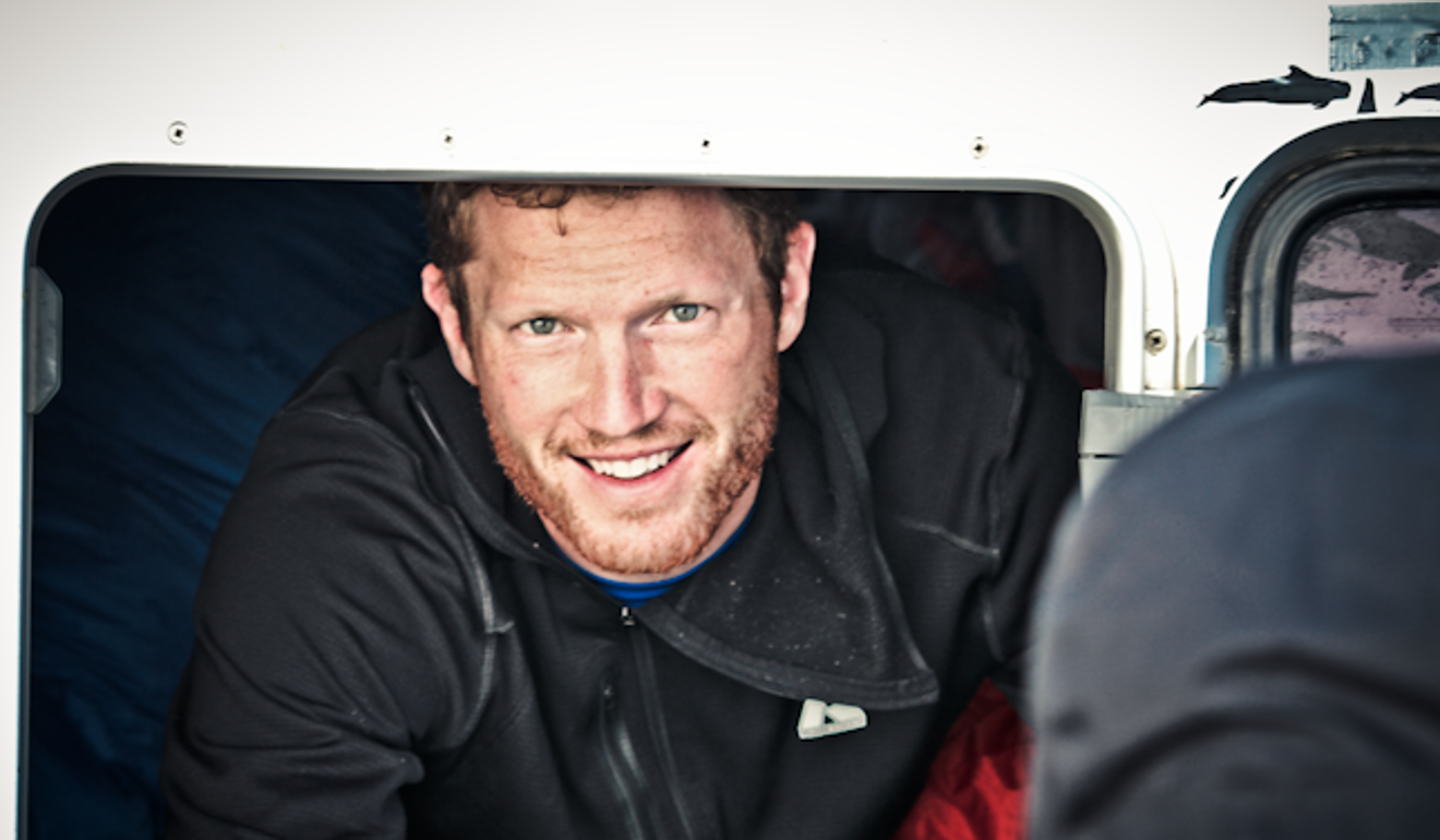 Paul Ridley is the youngest American to row across the Atlantic solo, and part of the first team to row across the Arctic.