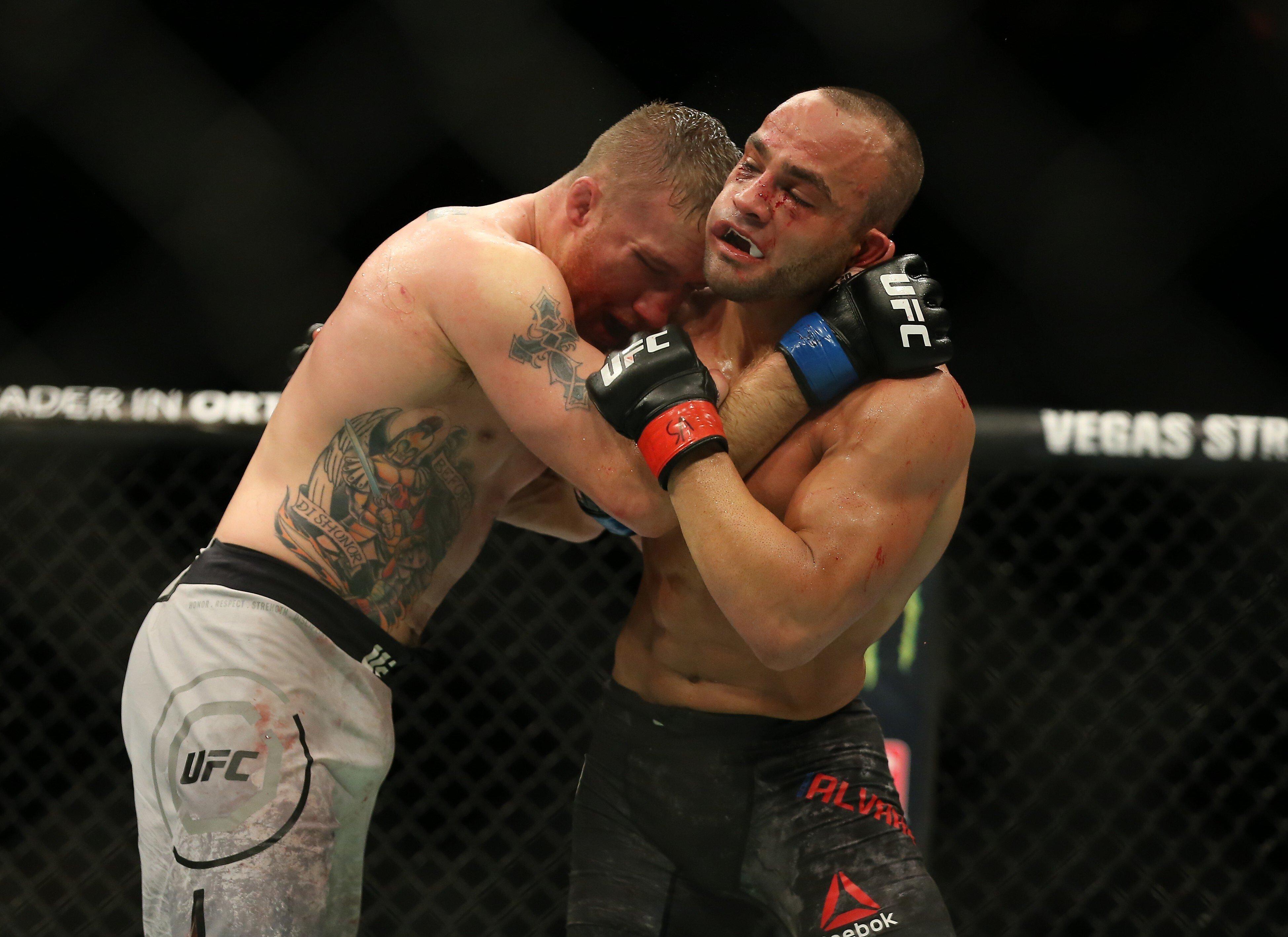 UFC: Eddie Alvarez hopes 'incredible' Justin Gaethje beats Khabib – 'I like watching him more than anyone' | South China Morning Post