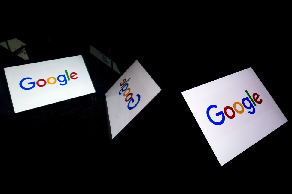 Google was the first to officially suspend its cooperation with Hong Kong police for data requests, pending a review of arrangements. Photo: AFP