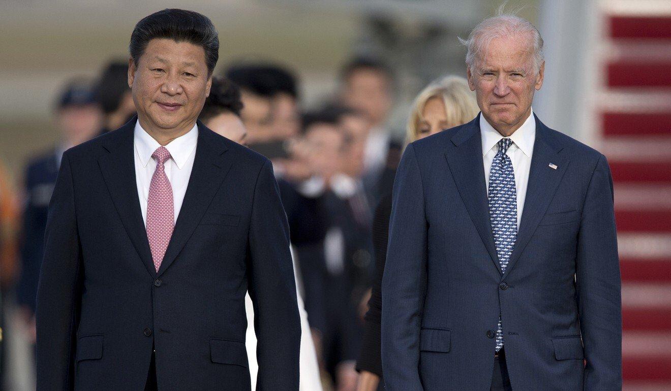 Joe Biden once touted his connections to Xi Jinping. Photo: AP