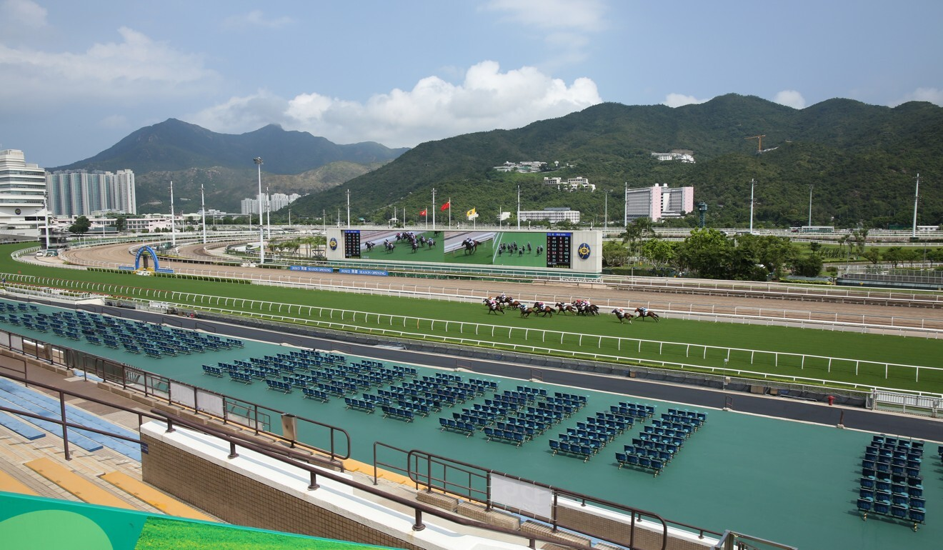 Hong Kong punters delivered record turnover despite being locked out of Sha Tin.
